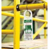 Essential and informative Scafftag Towertag