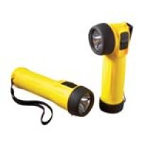 Wolf ATEX Angled or Straight Safety Torch in Halogen, Vacuum Filament or Xenon