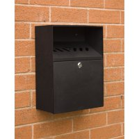 High Quality Wall Mountable Cigarette Ash Bins