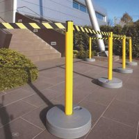 All-in-One Outdoor Tensabarrier Barrier System