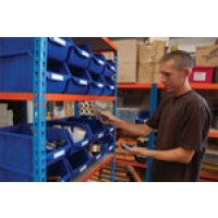250kg Boltless Industrial Racking