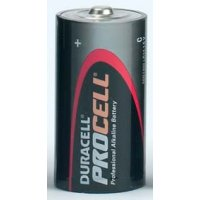 Long lasting Duracell Procell industrial batteries