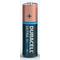 Batteries - Duracell Ultra M3