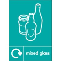 Mixed Glass Signs