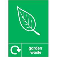 Garden Waste Signs