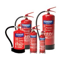 Class ABC Powder Red Fire Extinguisher