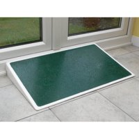 Slip Resistant Glass Reinforced Plastic Threshold Ramps
