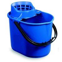TTS 12 Litre Economy Plastic Mop Bucket with Wringer