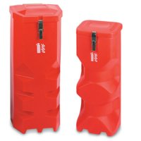 Lightweight Weatherproof Vehicle Fire Extinguisher Storage Box
