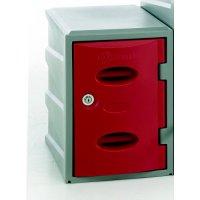 Flat Top Extreme Plastic Lockers