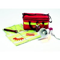 Comprehensive and high-quality fire safety warden kit