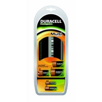 Efficient Duracell multi charger for batteries