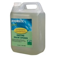Envomatic Biological Enzyme Drain Unblocking Fluid