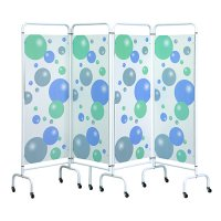 Mobile Folding Screens For Health Facilities