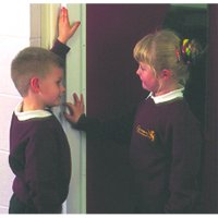 DigitSafe Self-Adhesive Door Finger Protector