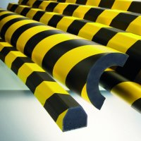 Polyurethane Foam Pipe Impact Protectors to Prevent Injury
