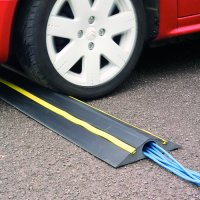 Traffic Calming Cable Protectors