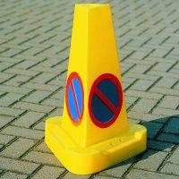 Durable Weighted No Waiting Traffic Cones