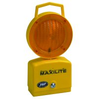 Maxi-Lite Automatic Amber Warning Light with 360-Degree Swivelling Head