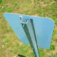 High Tensile Steel Signposts