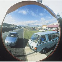 Scientifically Engineered Heavy Duty Traffic Mirror