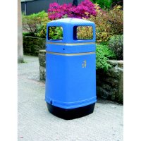 External Greenhill Litter Bin