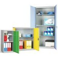 Coloured Storage Cabinets