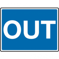 Traffic Signs - Out