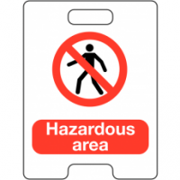Hazardous Area Temporary Floor Stand