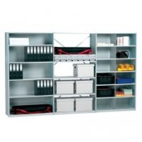 Extra Shelves for Modular Shelving Unit