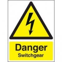 A5 Danger Switchgear