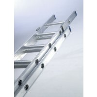 Heavy-Duty Aluminium Extension Ladders