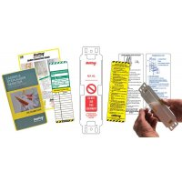 Convenient Scafftag Laddertag complete kit