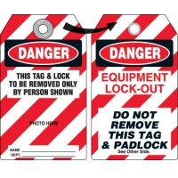 Durable Lockout Tag to Specify Authorised User