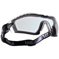 Bollé Cobra 2-in-1 Safety Goggles and Glasses