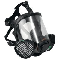 JSP Force 10 Full-Face Safety-Compliant Respirator