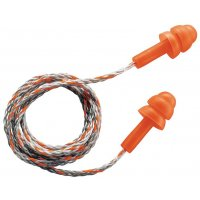 Uvex Whisper Reusable Corded Earplugs (23dB)