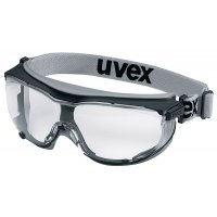 Tough and durable Uvex Carbonvision safety goggles