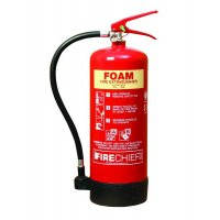 AFFF foam additive fire extinguisher spray