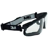 Ultra-Lightweight 3M Hybrid Safety Glasses