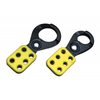 High Visibility, Durable Lockout Hasp