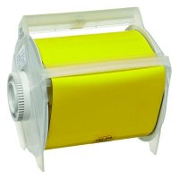 Smooth surface polyester tape for Brady Globalmark label maker