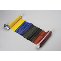 Brady Globalmark 4 Colour Panelled Ribbons for Industrial Label Makers