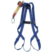 Miller Construction Fall Arrest Safety Harness Kit