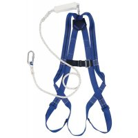 Miller® Standard Fall Arrest Kit with Titan Harness and Back Ring