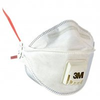 Pack of 10 Foldable Respirator Masks