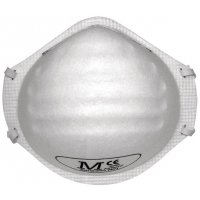 JSP Martcare FFP1 Disposable Elasticated Dust Protection Masks