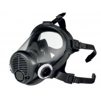 Honeywell Optifit Twin Comfortable Silicone Respirator Mask