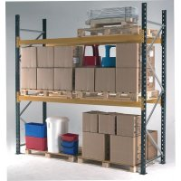 Heavy Duty Deep Racking Pallet Bays