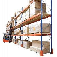 Vertical Frames for Pallet Racking System